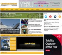 Communications Africa Homepage 2013