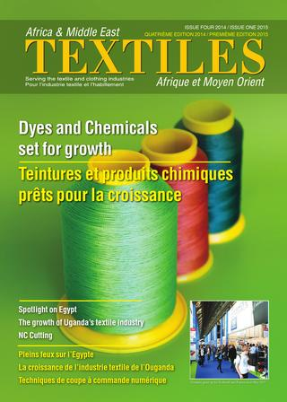Africa and Middle East Textiles - Issue 1/2015