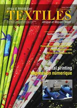 Africa and Middle East Textiles - Issue 2/2013