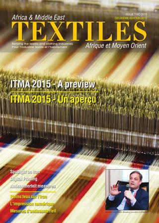 Africa and Middle East Textiles - Issue 2/2015