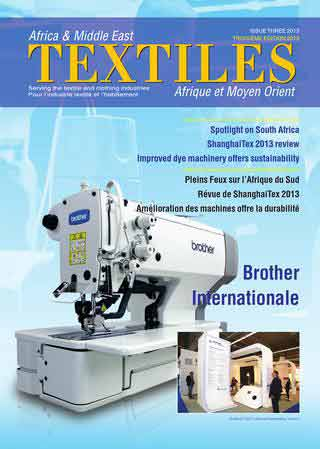 Africa and Middle East Textiles - Issue 3/2013