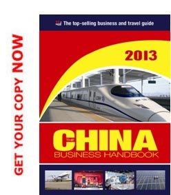 China Business Handbook 2013